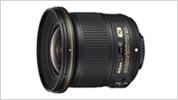 Nikon「AF-S NIKKOR 20㎜ f/1.8G ED」
