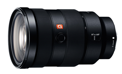 SONY「FE 24-70mm F2.8 GM」
