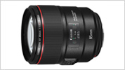 Canon「EF85mmF1.4L IS USM」