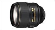 Nikon「AF-S NIKKOR 105㎜ f/1.4E ED」
