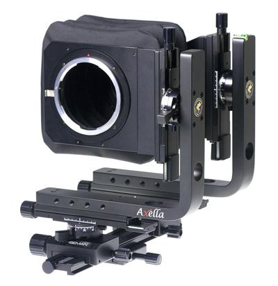デジタルビューカメラ「HORSEMAN Axella」