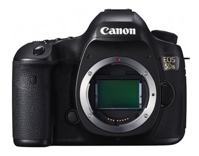 Canon「EOS 5DS/EOS 5DS R」