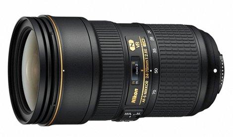 Nikon「AF-S NIKKOR 24-70mm f/2.8E ED VR」