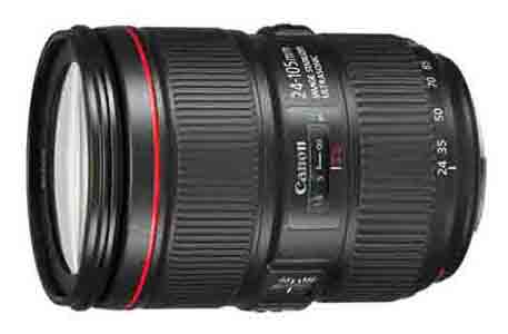 Canon「EF24-105mm F4L IS II USM」「EF16-35mm F2.8L III USM」