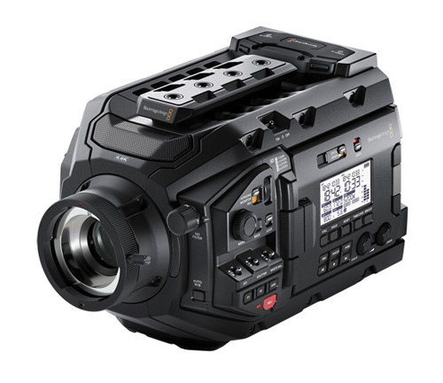 Blackmagic Design「URSA Mini Pro 4.6K」